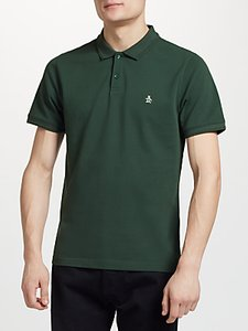 Read more about Original penguin raised rib short sleeve polo top