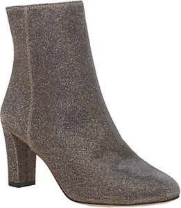 Read more about L k bennett leelah block heeled ankle boots bronze