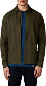 Read more about Pretty green caroline cotton jacket green