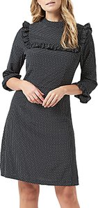 Read more about Sugarhill boutique cynthia star a-line dress black cream
