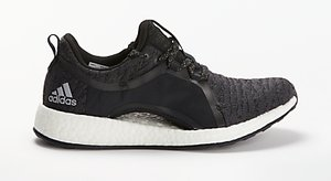 Read more about Adidas pure boost x women s running shoes carbon grey