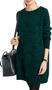 Read more about Hush jada knit tunic jumper ivy