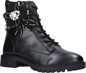 Read more about Miss kg seren embellished ankle boots black