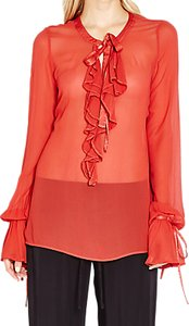 Read more about Ghost becca blouse orange