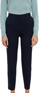 Read more about Jaeger high waist peg trousers midnight