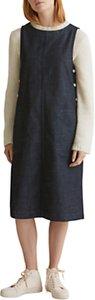 Read more about Toast denim sleeveless workwear dress blue