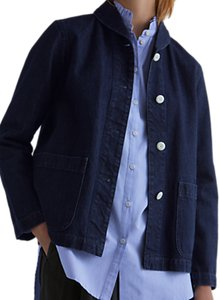 Read more about Toast denim workwear jacket indigo
