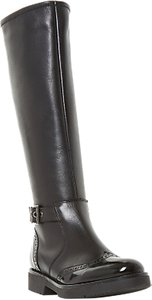 Read more about Dune venture knee high boots black leather