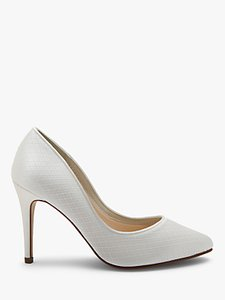Read more about Rainbow club cassidi court shoes ivory