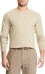 Read more about Polo golf by ralph lauren long sleeve crew neck sweater