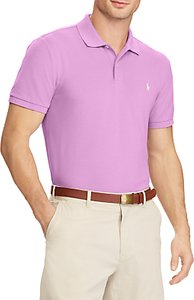 Read more about Polo ralph lauren performance pique pro fit slim polo shirt
