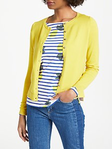 Read more about Boden favourite crew cardigan mimosa yellow
