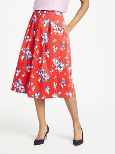 Read more about Boden lola skirt red pop