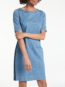 Lola Dress Vintage Denim Women Boden Vintage Shop Lola Dress