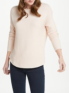 Read more about Oui silk knit jumper pink