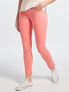 Read more about Levi s 721 high rise skinny jeans soft vintage pink