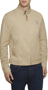 Read more about Hackett london mr classic harrington jacket sand