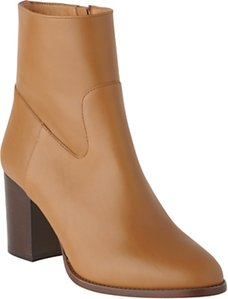 Read more about L k bennett jourdani mid block heel ankle boots cognac