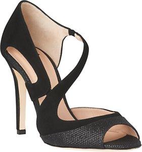 Read more about L k bennett valentina stiletto heeled sandals black