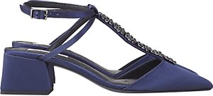 Read more about Finery eider t-bar court shoes navy