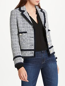 Read more about Helene for denim wardrobe ava boxy jacket blue