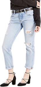 Read more about Levi s 501 high rise tapered jeans so called life