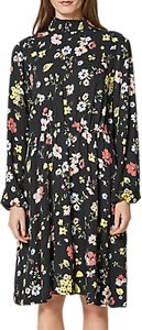 Read more about Selected femme florisa dress black flower