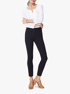 Read more about Nydj ami skinny jeans black
