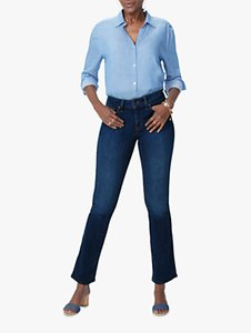 Read more about Nydj billie slim bootcut jeans cooper