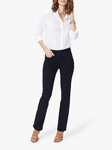 Read more about Nydj billie slim bootcut jeans black