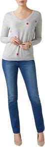 Read more about Pure collection star intarsia cashmere jumper multi