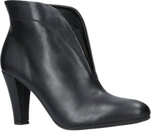 Read more about Carvela comfort rida cut out ankle boots black leather