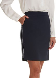 Read more about Betty barclay slip on skirt dark sky