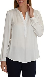 Read more about Betty barclay satin blouse off white