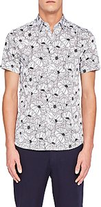 Read more about Ted baker marka floral short sleeve shirt