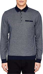 Read more about Ted baker setta long sleeve polo shirt