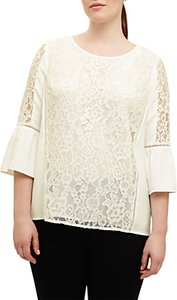 Read more about Studio 8 anna lace blouse ivory