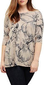 Read more about Studio 8 nadia floral print jumper navy stone