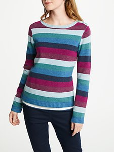 Read more about Seasalt trumpet jumper multi