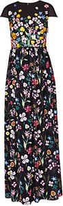 Read more about Ted baker mariz hampton maxi dress black