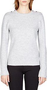 Read more about Ted baker gorjie textured jumper light grey
