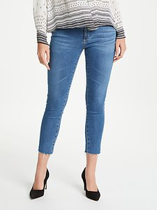 Read more about Ag the prima crop skinny jeans indigo viking