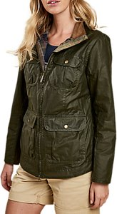 Read more about Barbour lightweight filey waxed jacket archive olive