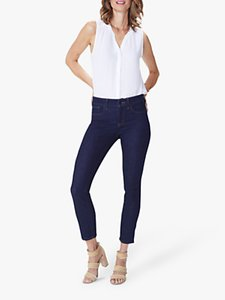 Read more about Nydj alina skinny ankle jeans rinse