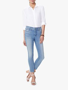 Read more about Nydj alina skinny ankle jeans dreamstate