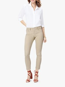 Read more about Nydj alina skinny ankle jeans feather