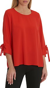 Read more about Betty co long blouse tomato