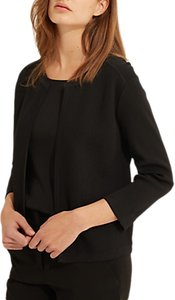 Read more about Gerard darel frankie knitted jacket black