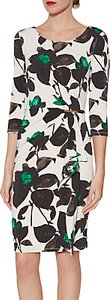 Read more about Gina bacconi nicola floral jersey dress jade