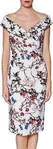 Read more about Gina bacconi dana floral jersey dress multi